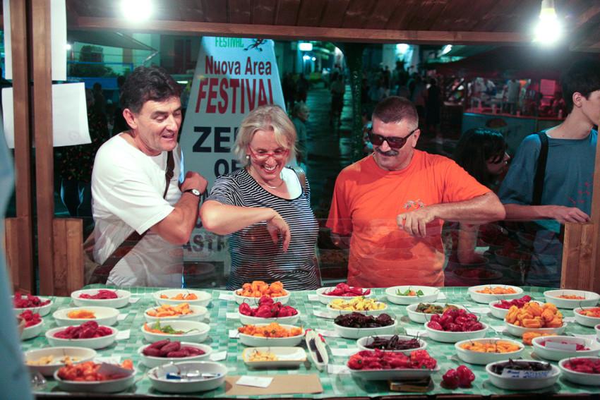 Peperoncino Festival 2008